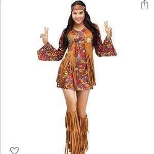 60s Hippie Halloween Costume